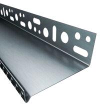 Protektor alumínium lábazati indító profil 60 mm