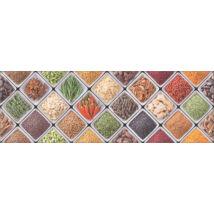 CARNEVAL ZANZIBAR F-62001 dekor falburkoló 20x60 cm