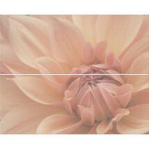 ELEGANCE DAHLIA F-53021 dekor falburkoló szett 2 db-os 2x20x50 cm