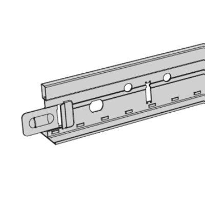 AMF Ventatec T24 főtartó click 3600 mm