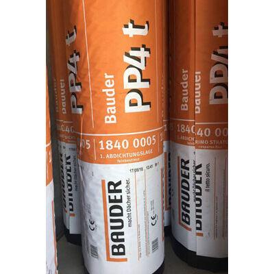 Bauder PP 4t  bitumenes vízszigetelés  4mm