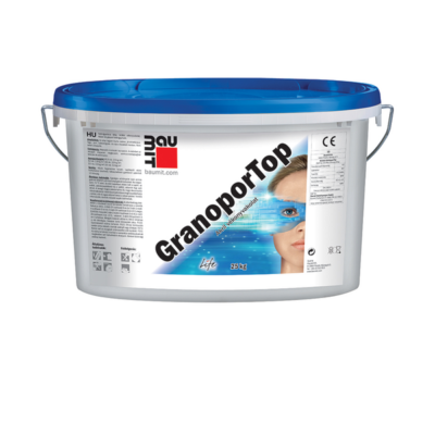 BAUMIT Baumit GranoporTop akril vékonyvakolat fehér K1,5