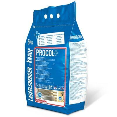 Cemix-LB ProCol Plus fugázó szürke 5 kg