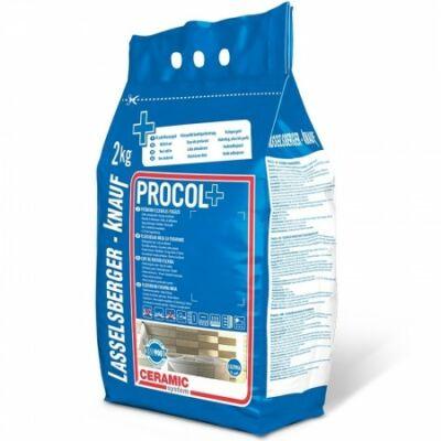 Cemix-LB ProCol Plus fugázó antracit 2 kg