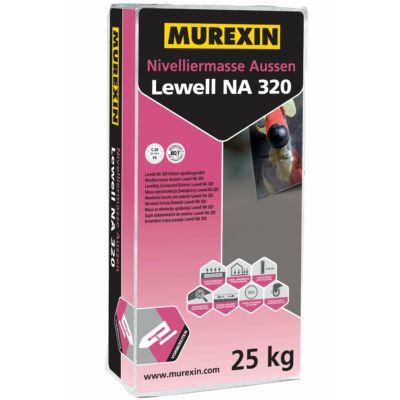 Murexin LEWELL NA 320 kültéri aljzatkiegy. 25 kg