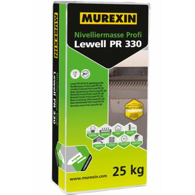 Murexin LEWELL PR 330 profi aljzatkiegy. 25 kg