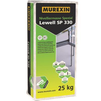 Murexin LEWELL SP 330 speciál aljzatkiegy. 25 kg