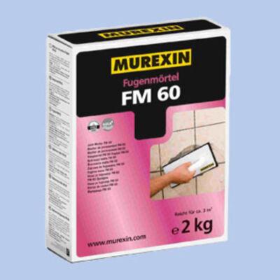 Murexin FM 60 fugázó Ezüstszürke   2 kg