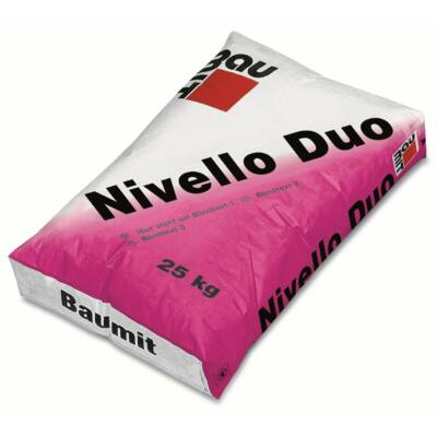 Baumit Nivello Duo 3-10 mm 25 kg