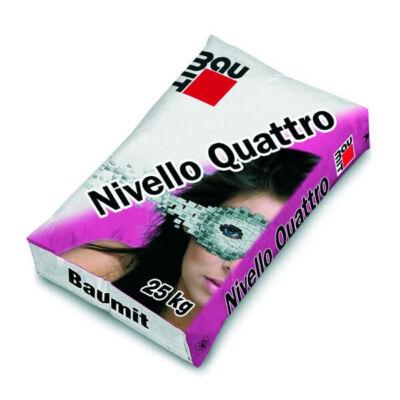 Baumit Nivello Quatro 20 mm vastagságig 25 kg