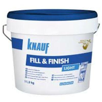 Knauf Sheetrock Fill&Finish Light 'kék' 20 kg