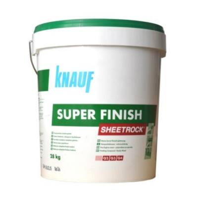 Knauf Sheetrock Superfinish 'zöld' 28kg
