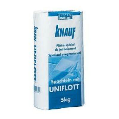 Knauf Uniflott hézagoló gipsz 5kg