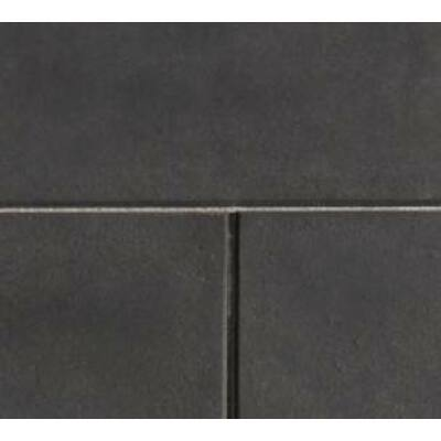 Leier Classic-Line fifty járdalap (50x25) 3,8cm carbonszürke