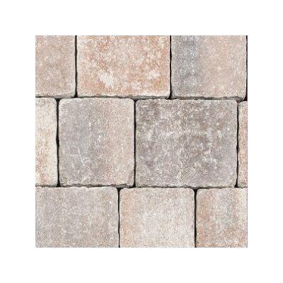 Leier Castrum térkő antik kőszélesség: 14 cm -7 különböző hosszban, vastagság: 5 cm kagylóhéj