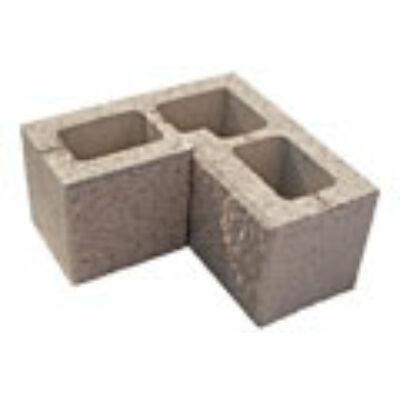 Leier Architektúra kerítés sarokelem (40x20x20)