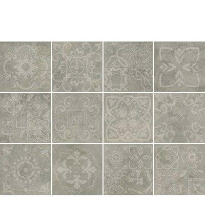 Semmelrock Casona Deco porcelán lap taupe (60x60x2cm)