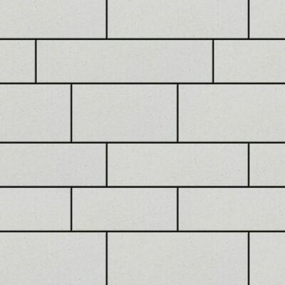Semmelrock Asti kombi világosszürke (30x12,5, 40x12,5, 50x12,5, 30x16,7, 40x16,7, 50x16,7)x7cm
