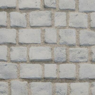 Semmelrock Bradstone Cobble kombi hamuszürke (12x16, 16x16, 17,5x16, 20,5x16)x6cm