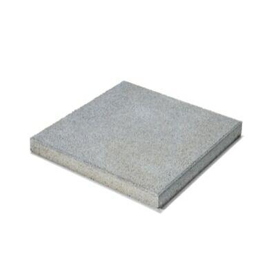 Semmelrock Kerti lap szürke-antracit (40x40x4cm)