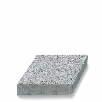 Semmelrock La Linia lap bazaltantracit (40x40x3,8 cm)