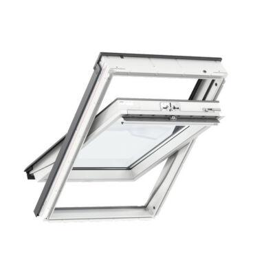 Velux tetőtéri ablak PU bevonattal Felső kilincses GLU 0051 MK08 78x140 cm