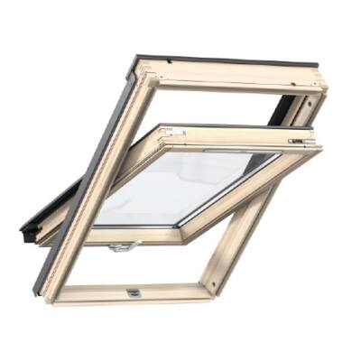 Velux tetőtéri ablak Alsó kilinccsel GZL 1051 B FK06 66x118 cm