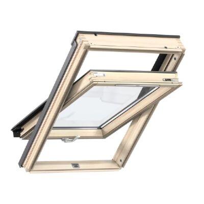 Velux tetőtéri ablak Alsó kilinccsel GZL 1051 B MK08 78x140 cm